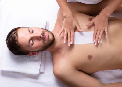 male waxing service