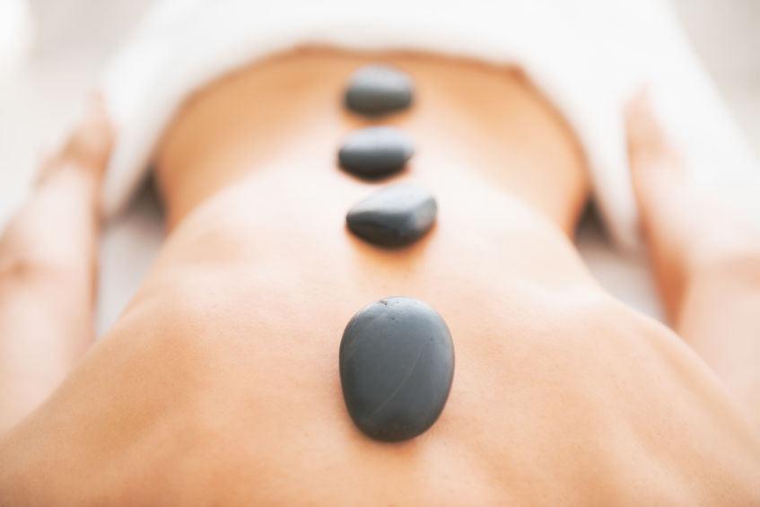 stone massage brighton